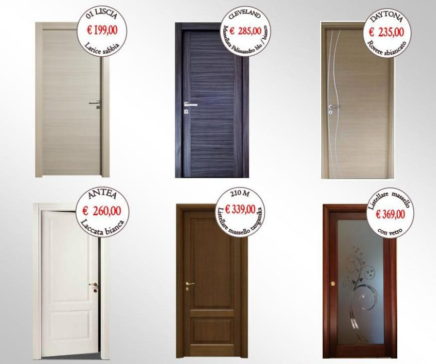 Porte e finestre roma porte per interni infissi for Finestre economiche
